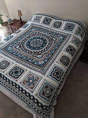pattern shop crochet blanket 1