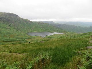 17 - Easedale Tarn from below Great Castle How | by samashworth2