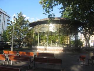 Art  Nouveau  Bandstand
