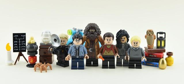Movies minifigs #6 : Hogwarts figbarf✨