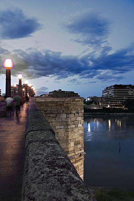 puente piedra y Ebro