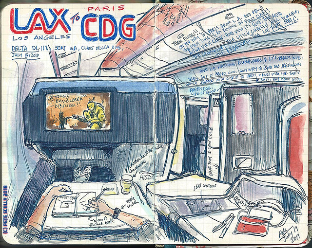 LAX-CDG