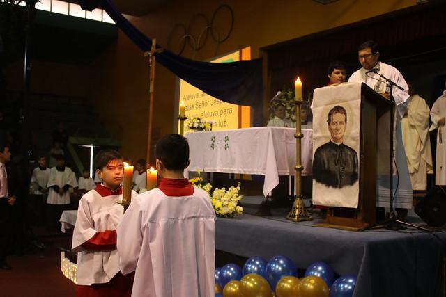 Misa de Inicio de la Semana Salesiana 2019
