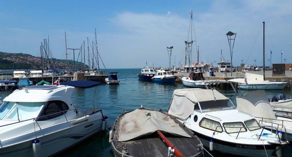Jachthaven van Koper, Slovenië | Mooistestedentrips.nl