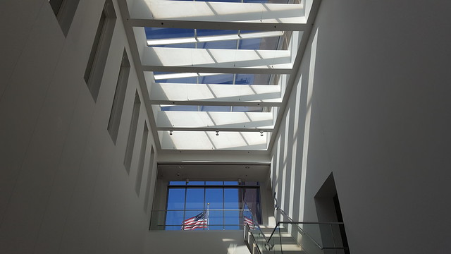 Skylight & Flag