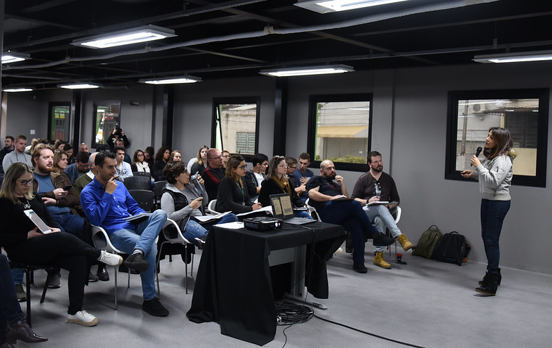 Pitch Day: cinco novas startups ingressam no Feevale Techpark