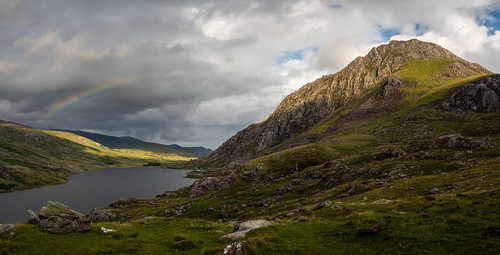 Tryfan | by JasonPC