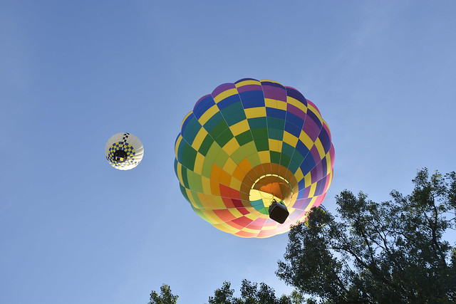 Riverdays Balloon Fest 2019