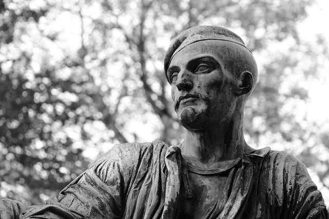 Cimetière du Père-Lachaise # 19 Théodore Gericault