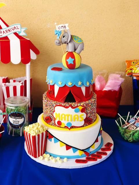 Cake by Cute Cakes Escondido