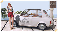 Gelato Car CHEZ MOI
