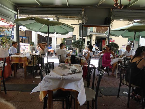 restaurant du Pirée