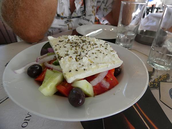 salade grecque du Pirée