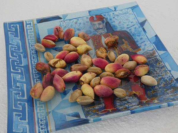 pistache et evzone