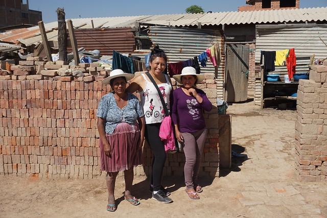 Bolivien: Vida y esperanza