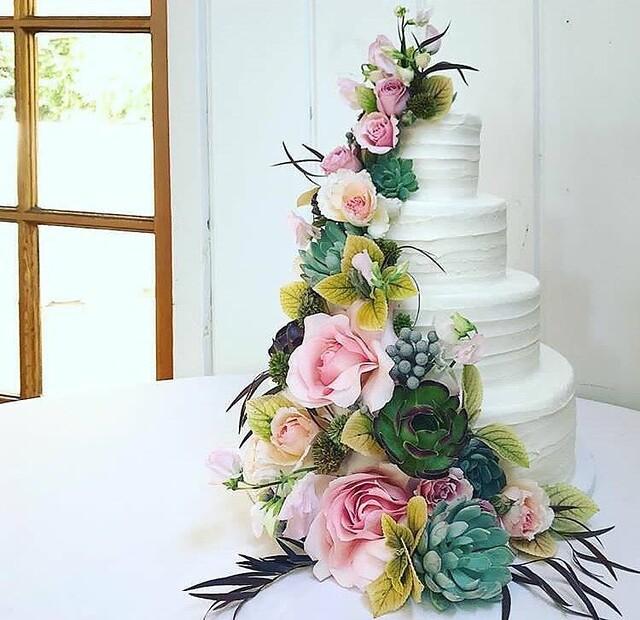 Cake by SusieCakes Bakery