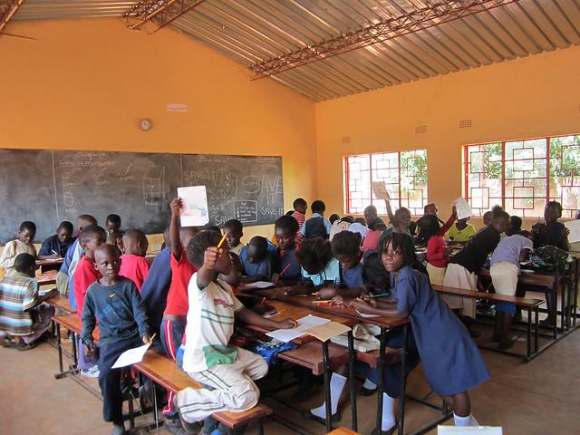Sambia: Seite an Seite