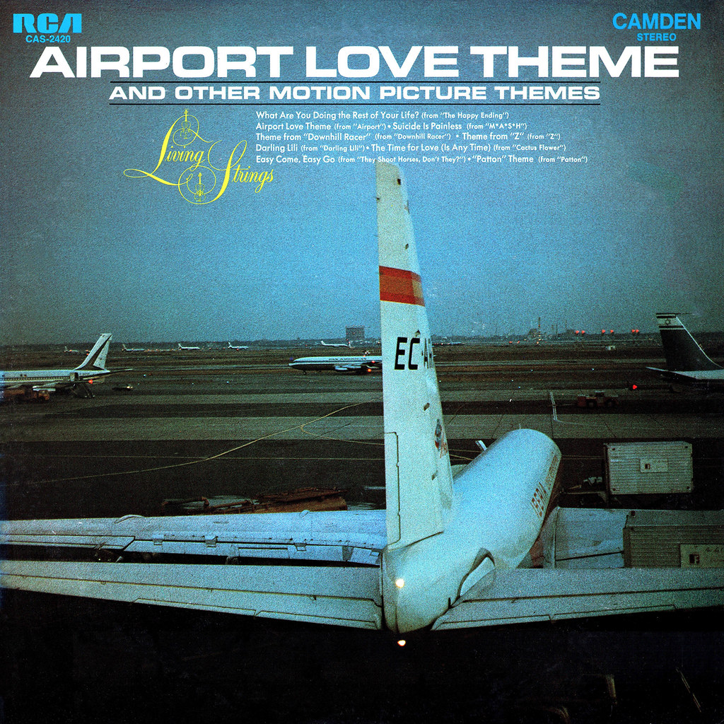 Living Strings - Airport Love Theme