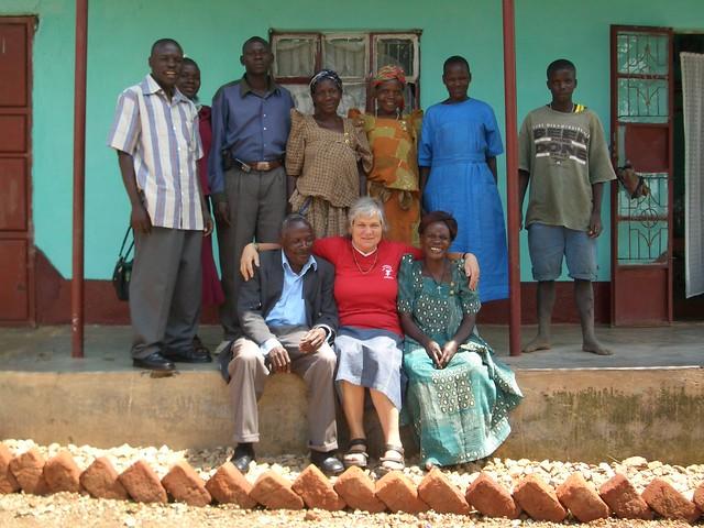 Uganda: St Monica Krankenstation
