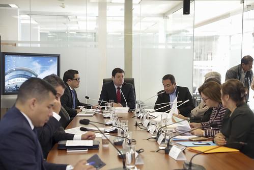 SESIÓN DE LA COMISIÓN DE DESARROLLO ECONÓMICO, QUITO 13 DE AGOSTO 2019