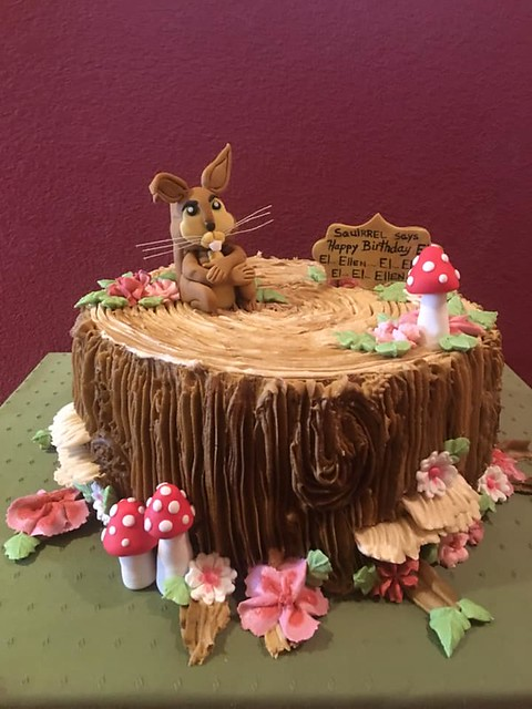 Cake by Stacey Willwerth
