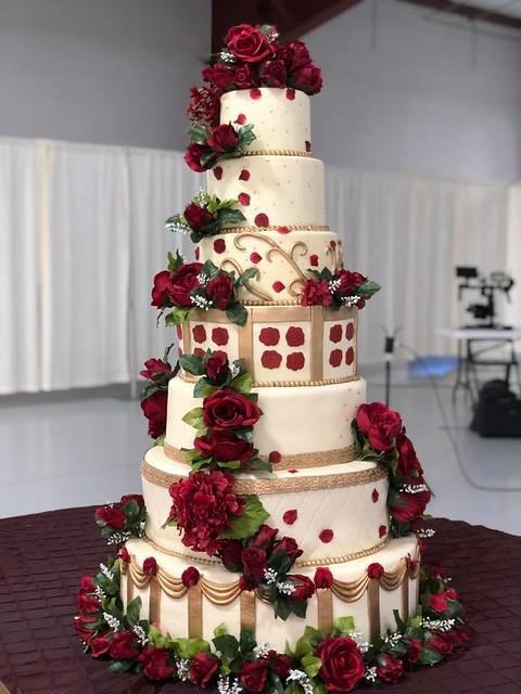 Cake by Patricia Delgado