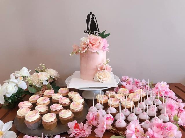 Cake by Joycey Joyce of JJ Cakes and Co.
