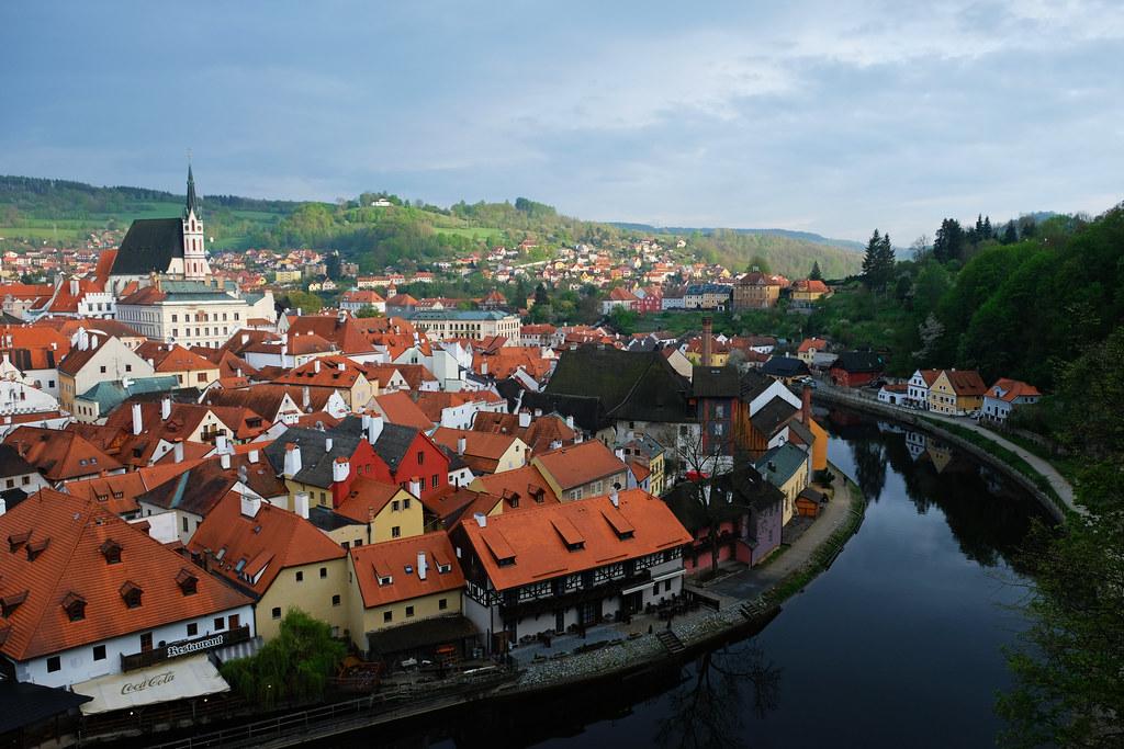 Český Krumlov Old Town, Czechia