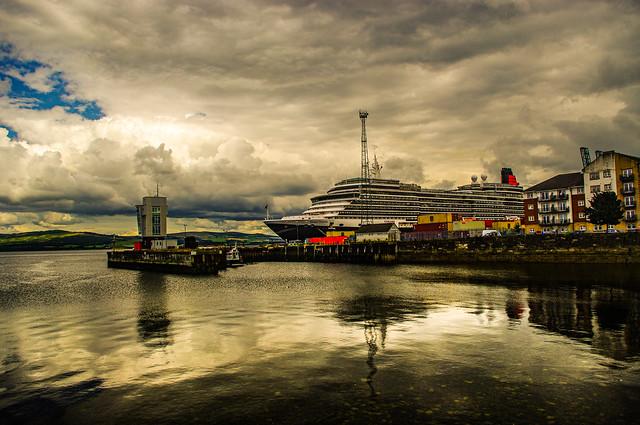 Cunard Queen Victoria