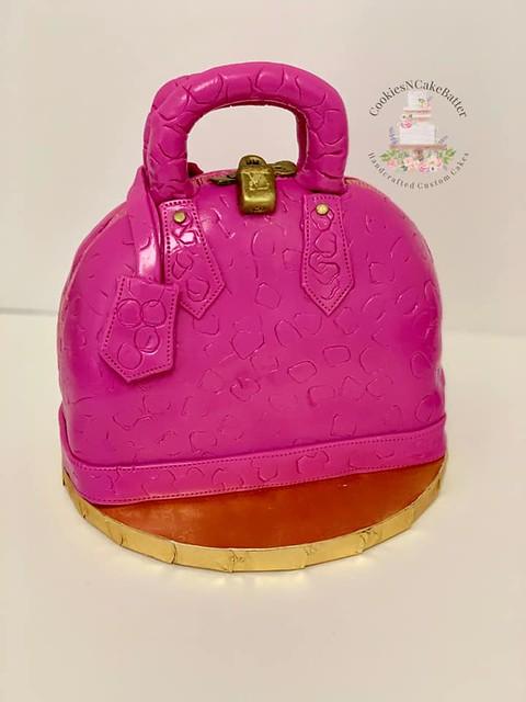 Cake by Pamela Wilson
