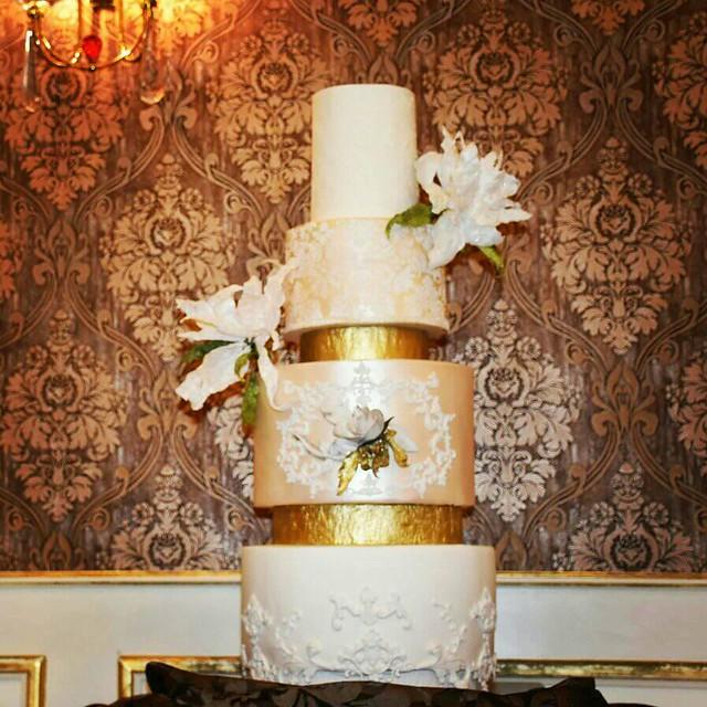 Cake by Iman Khawatmi