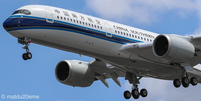 Airbus A350-900 / China Southern Airlines