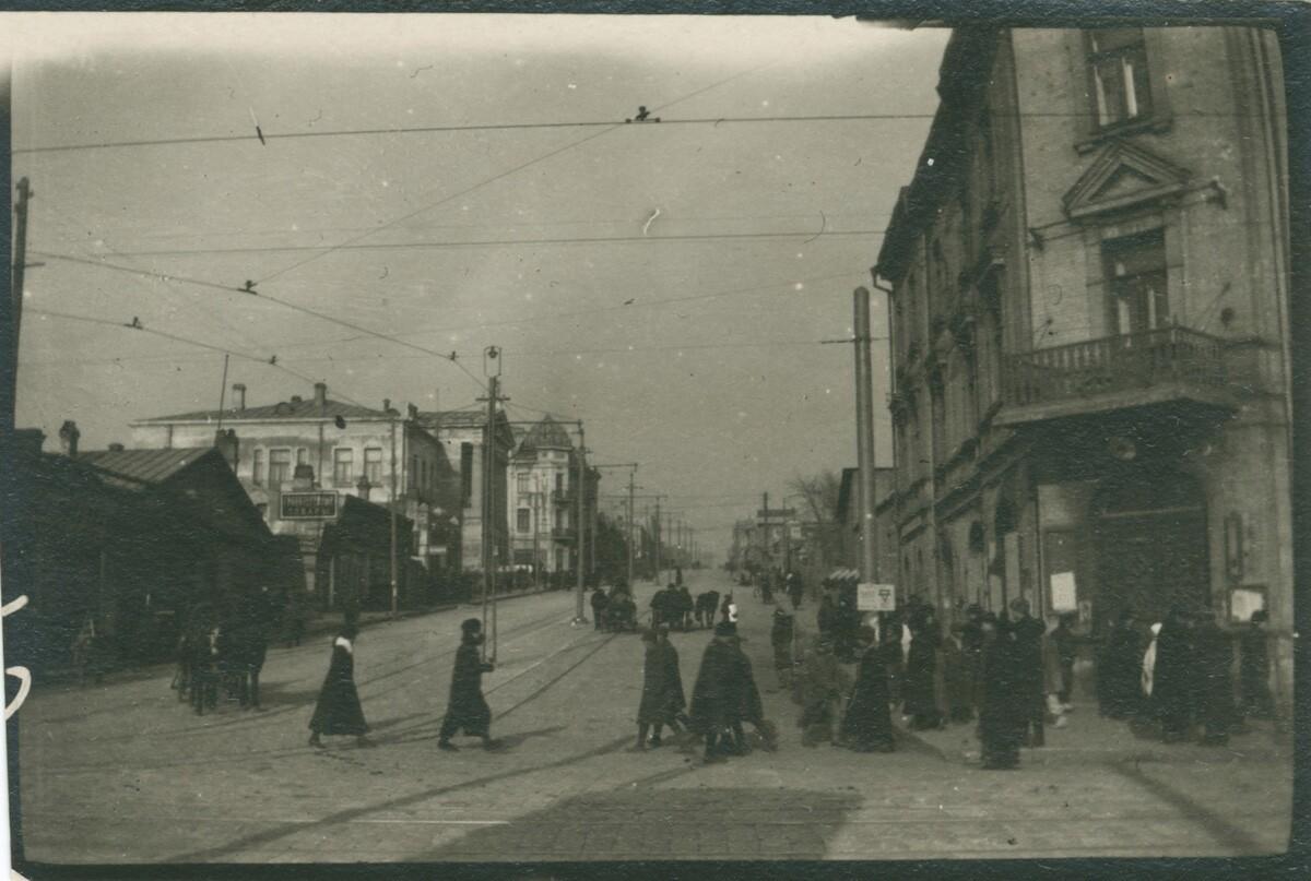 Китайская улица от Светланской. Владивосток