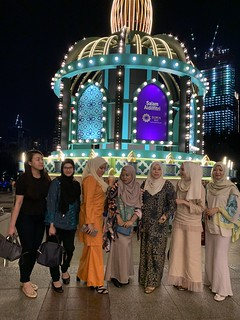 Buka Puasa with Colleagues @ KLCC