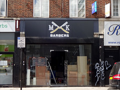 Picture of M K Barbers, 212 High Street