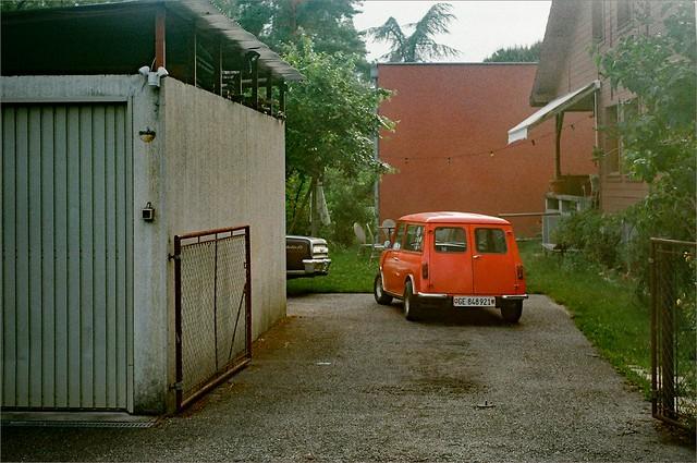 Mini Clubman Estate