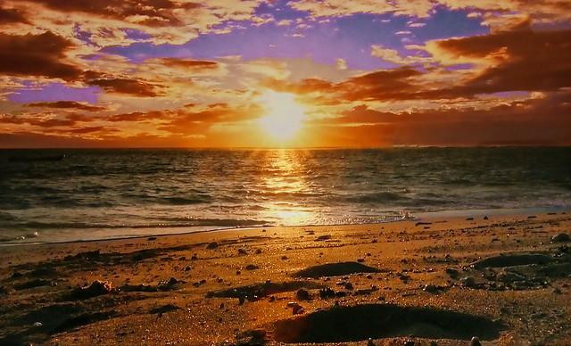 CORSICA - Sunset