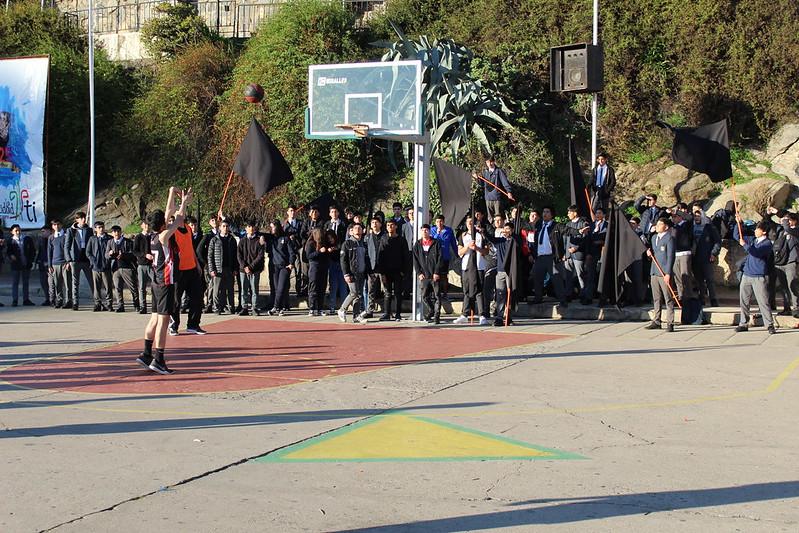 Inicio de Actividades Deportivas por Semana Salesiana 2019
