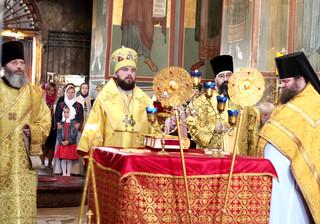 11.08.2019 | Божественная литургия в Георгиевском соборе