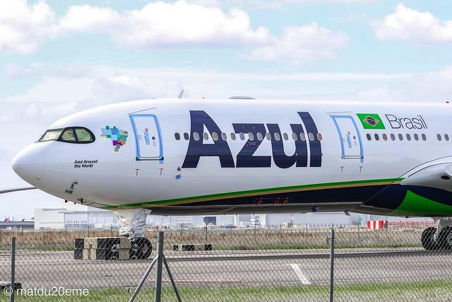 Airbus A330-900Neo / Azul Linhas Aéreas