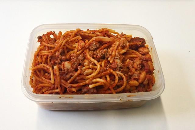 Spaghetti - Leftovers / Resteverbrauch