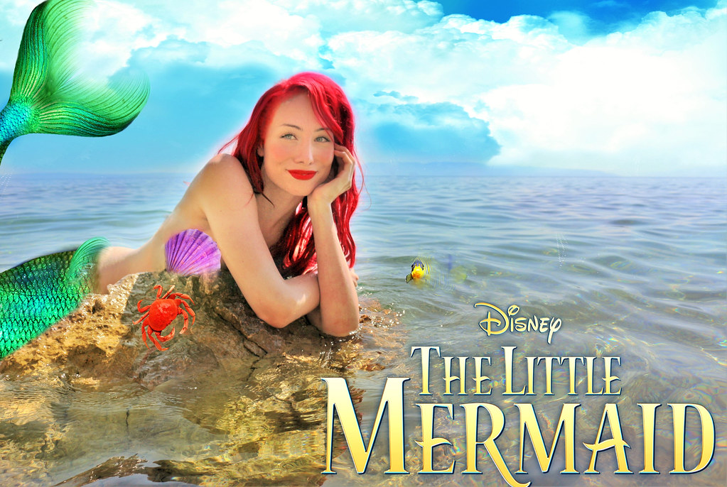The little Mermaid by Sarina Rose