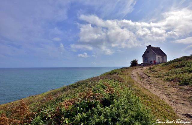 Sentier côtier  -  Bretagne