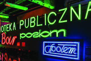 Type Tuesday: Neon! Names in lights