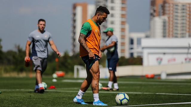 Treino do Fluminense - 13/08/2019