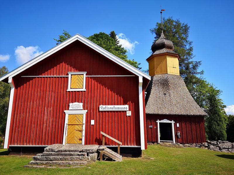 Irjanne museot ja kirkko
