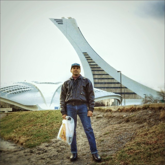 Jay in Montreal 1998