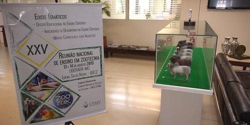 13 e 14/08/2019 - XXV Reunião Nacional de Ensino em Zootecnia