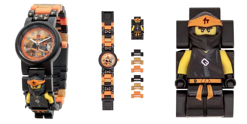 LEGO NINJAGO Cole Watch