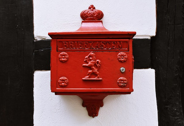 German Letter Box